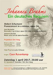Brahms 1 april 2017